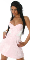 Robe Fashion ME031 Couleur Rosa