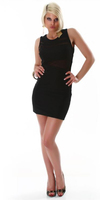 Robe Fashion AP816 Couleur Noir